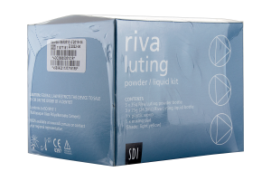 Riva Luting 3 x 35 g + 3 x 24,3 ml (Triple Pack)