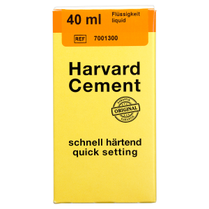 Harvard Cement QS liquid 40 ml