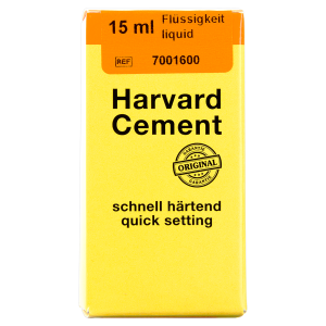 Harvard Cement QS liquid 15 ml