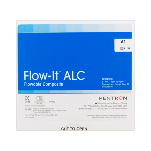 Flow-It ALC 6 x 1,5 G + koncówki 50 szt. PENTRON
