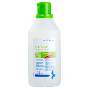 Mikrozid Sensitive Liquid bez alkoholu 1 l
